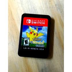 Pokemon let`s go pikachu