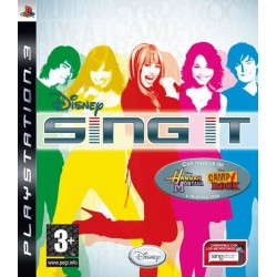 Disney sing it solo cd