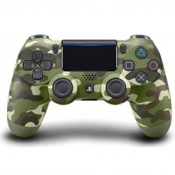 Control Ps4 Camuflaje Verde