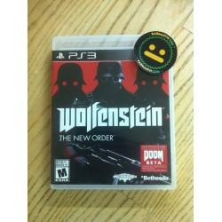 Wolfestein the new order