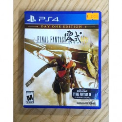 Final fantasy type 0