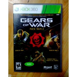 Gears of war 1 y 2