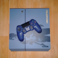Ps4 edicion uncharted 500...