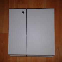 Ps4 blanca 500 gigas usada