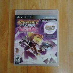ratchet and clank into the...