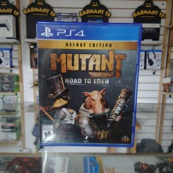 Mutant road to eden