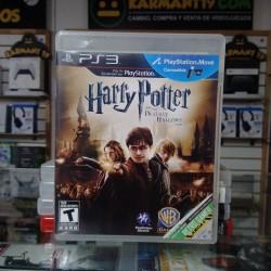 Harry potter las reliquias...