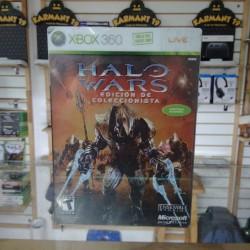 Halo wars edicion de...