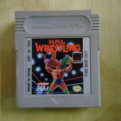 Hal wrestling