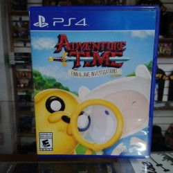 Adventure time finn and...