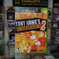 Tony hawk`s underground 2
