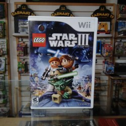 Lego star wars 3 the clone...
