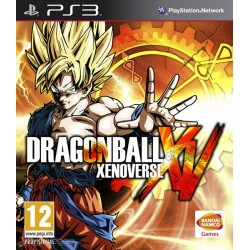 Dragon ball xenoverse...
