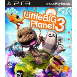 Little big planet 3...