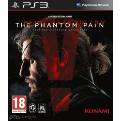 Metal gear 5 descarga digital