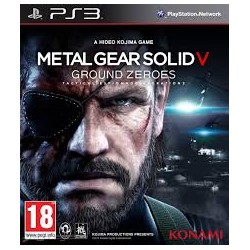Metal gear ground zeroes...