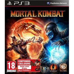 Mortal kombat 9 descarga...