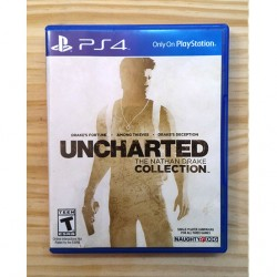 Uncharted colleccion