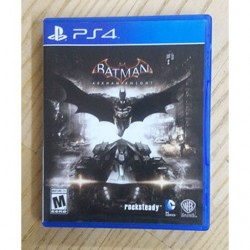 Batman arkham night