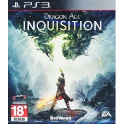 Dragon age inquisition...
