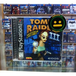 Tomb Raider 3 adventures of...