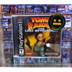 Tomb Raider the last...